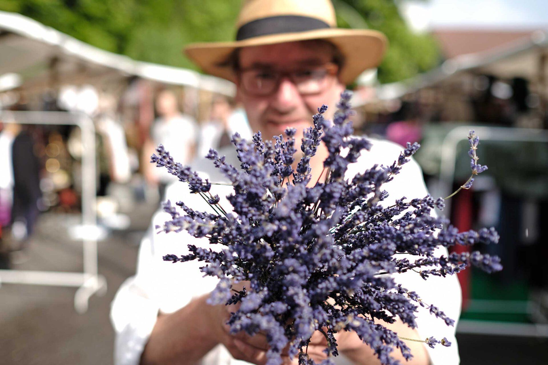 Peer Kahn - Der Lavendelmann